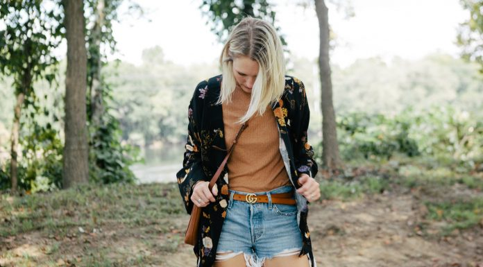 faux gucci belt outfit