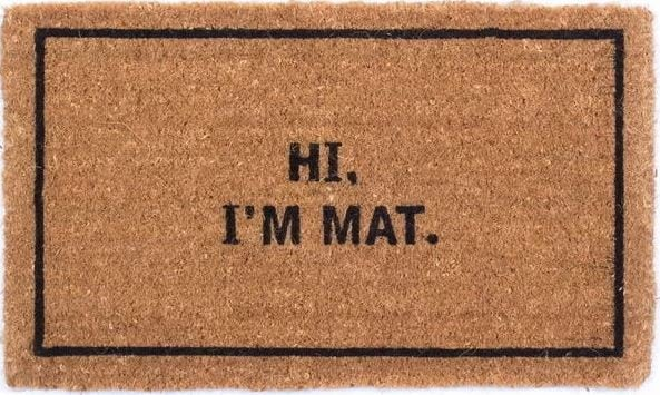 57ccb162bbd9 Decorative + Funny Doormats: The Best of the Best | The Mom Edit