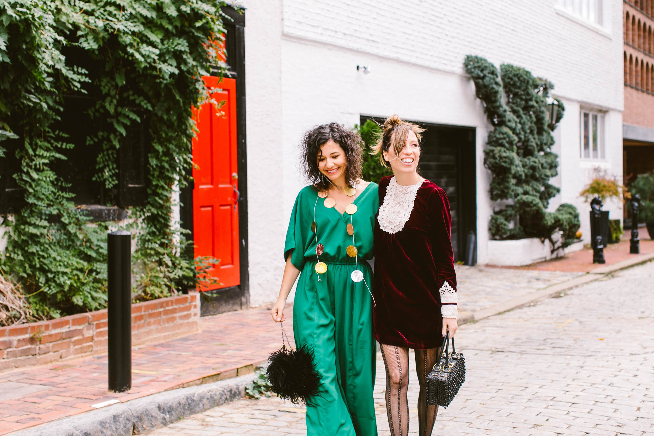 14638e291114c Holiday Party? I've Got Just The Dress... | The Mom Edit