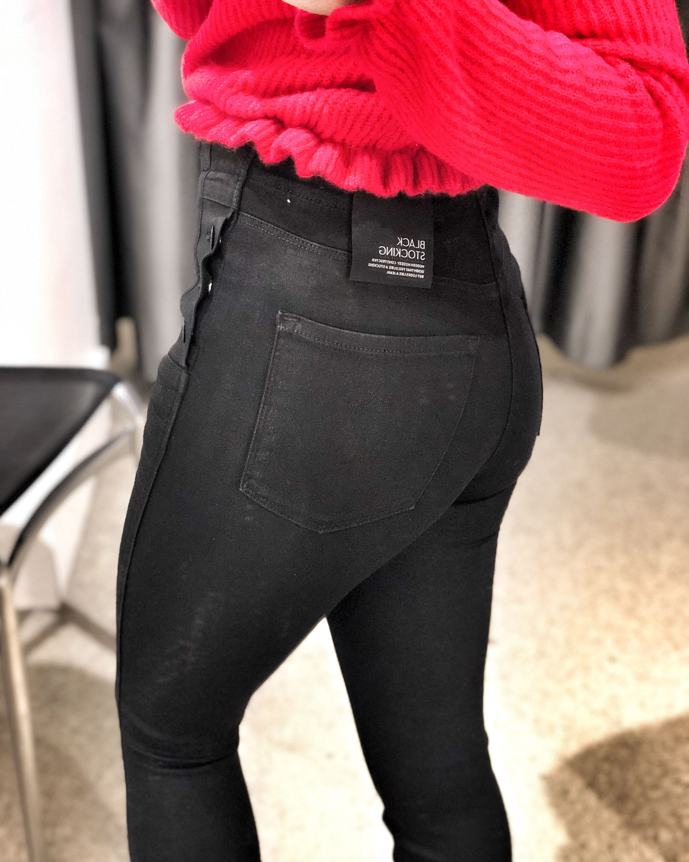 We're all about the flattering coverage high-rise & high-waist jeans provide & we've got our eye on J Brand's new super skinny denim — so many good colors!