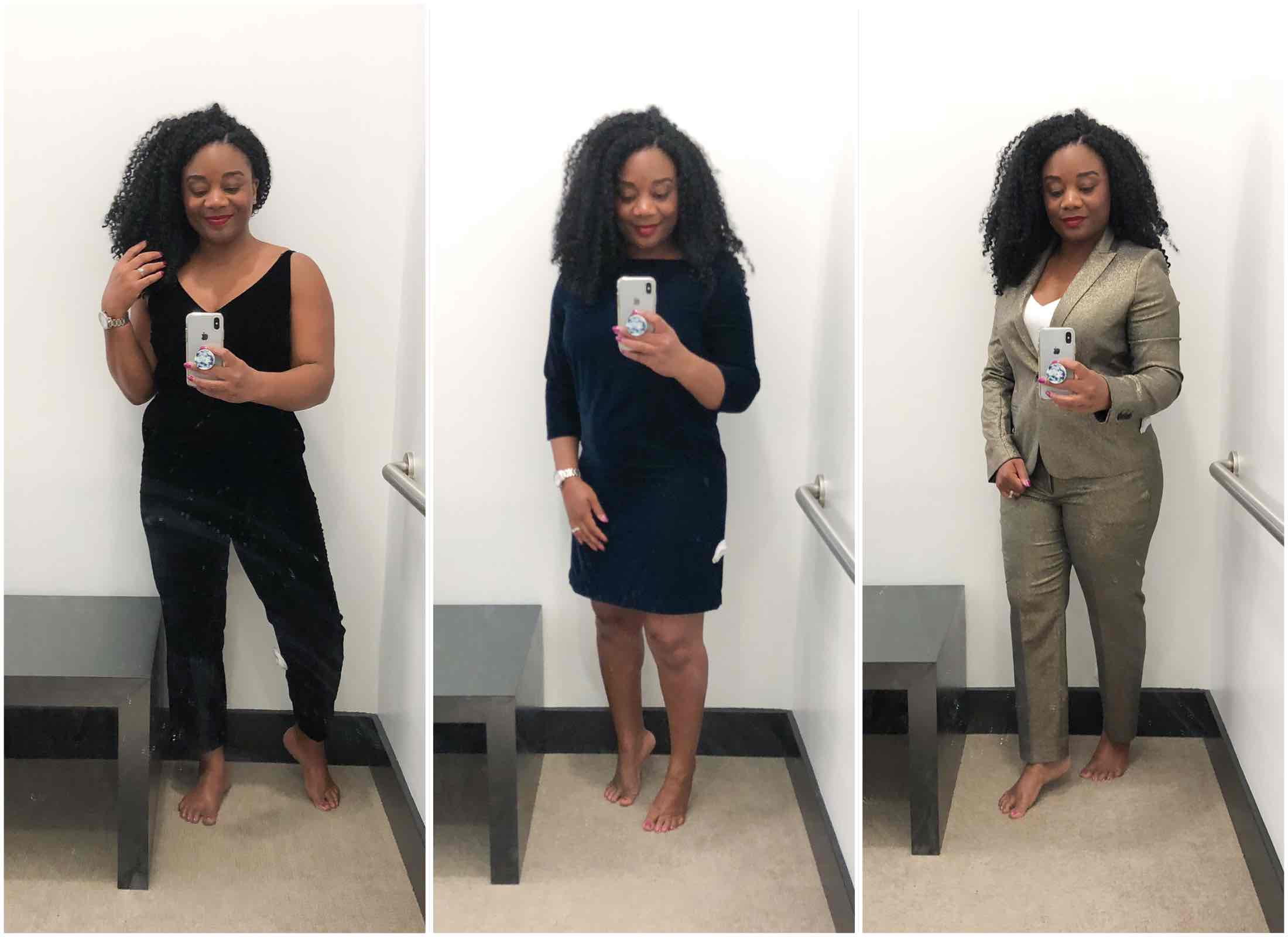 Whether you're a die-hard Banana Republic fan, or just here for the cute clothes, this batch of #DressingRoomSelfies is for you.