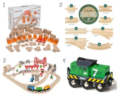 Mamas rejoice! We've laid out our picks for really insanely good toys for kids of all ages in this easy-to-navigate gift guide. Check out our favs!