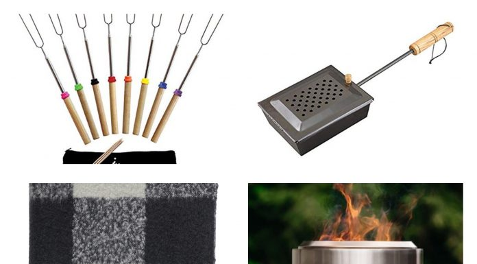 More family fun is a good thing, #amiright? We found 10 spot-freaking-on gifts for a fam jam around the fire pit — warm & connected = holiday win.