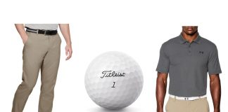 Rounding up gfits for golfers is as complex as a round of golf itself — the balls, the clubs, the outfits – all matter. Check out our top 10 present picks.