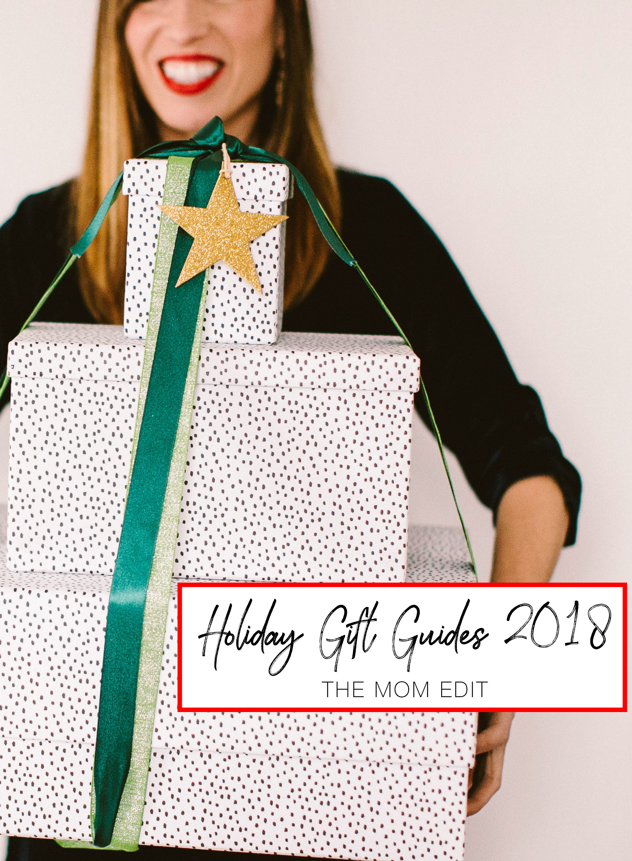 Happy holidays! Our gift to you this season is the best of the best in presents for moms, kids, friends, co-workers, partners & hostesses.
