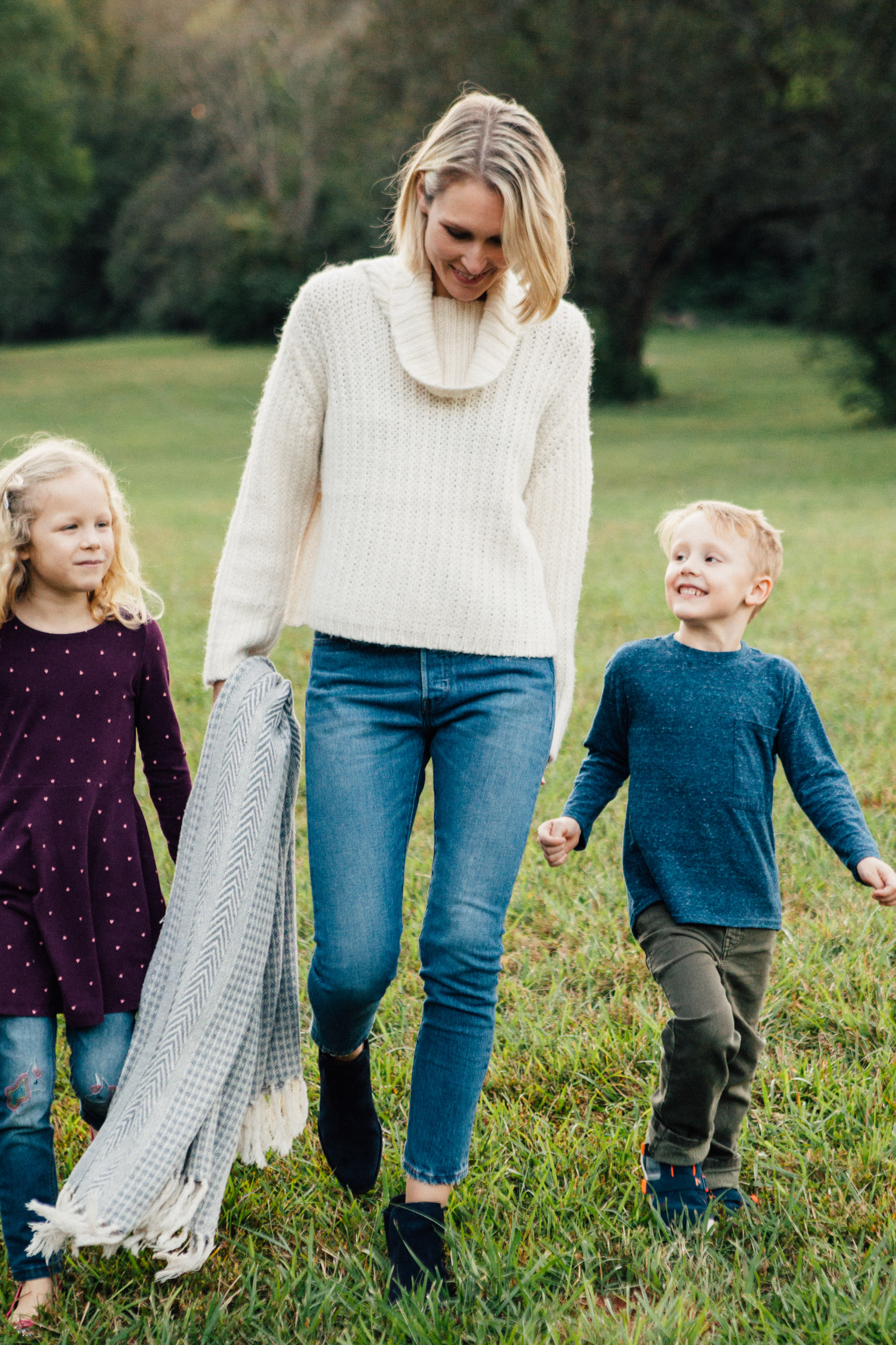 cool mom style for fall and winter