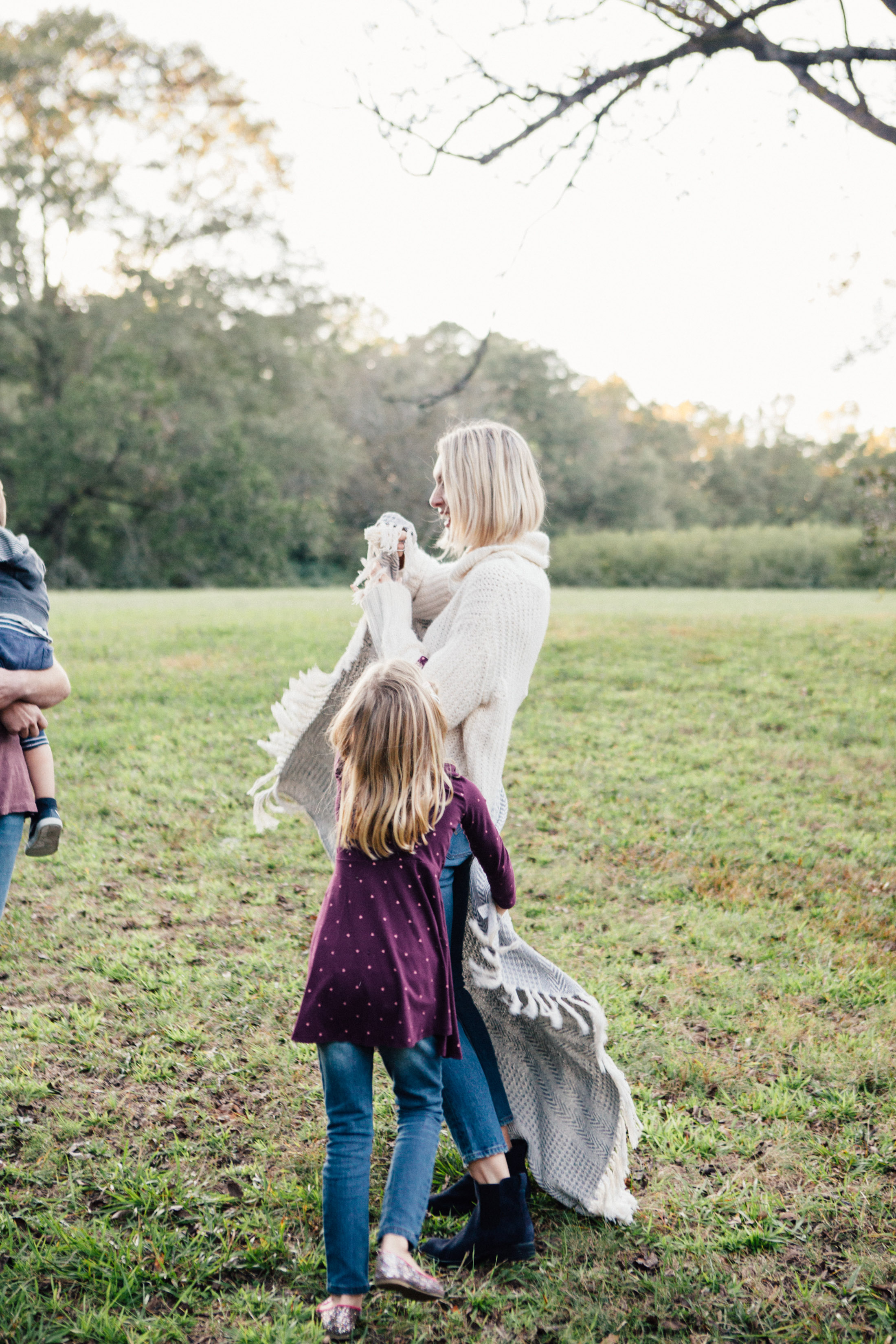 fall style family