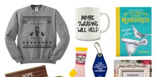 Sarcasm & dry humor are to be respected — not ridiculed, ya know? In that spirit, here's our list of witty gifts for your clever loved ones. You're welcome.