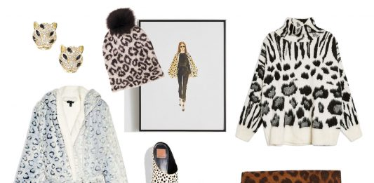 Leopard & cheetah & zebra (oh my!)! You don't have to be a wild child to swoon for animal print-everything this Holiday Season. Go Wild with these gifts!
