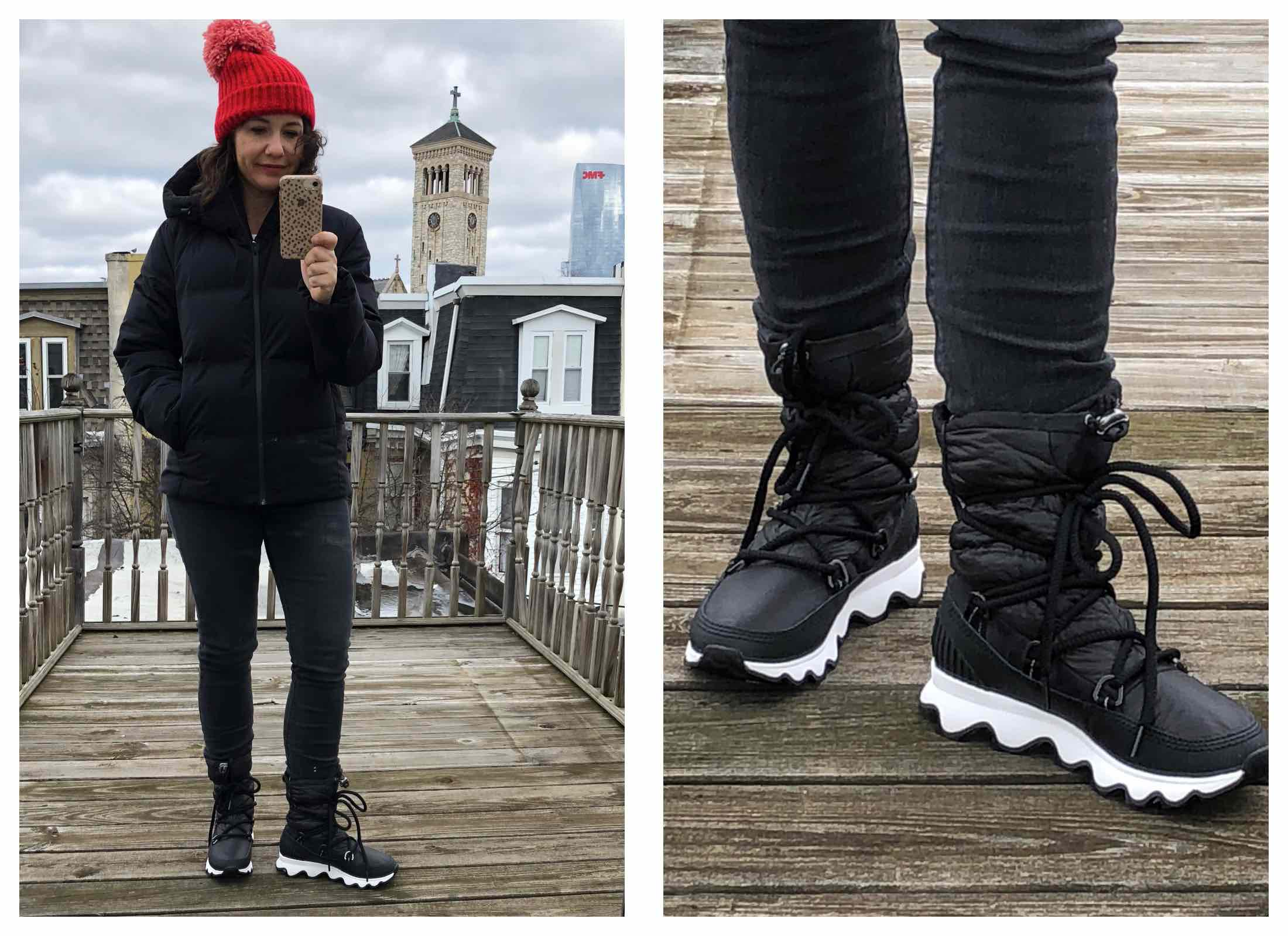 Sorel. Kamik. Bogs. Technica. We're seriously crushing on snow boots this season & trying tall winter boots, mid-calf boots & shorties. Find your favs!