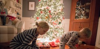 The magic of Christmas, of the season of giving, of Santa...is a magic we feel in other HUGE ways —like LOVE. Here's to all that, plus honesty & mystery.