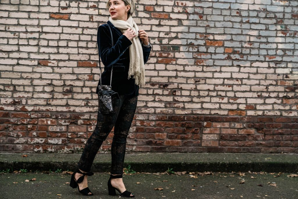 591e1f8cf A Luxe Holiday Look That Goes From The Office To Out-On-The-Town ...