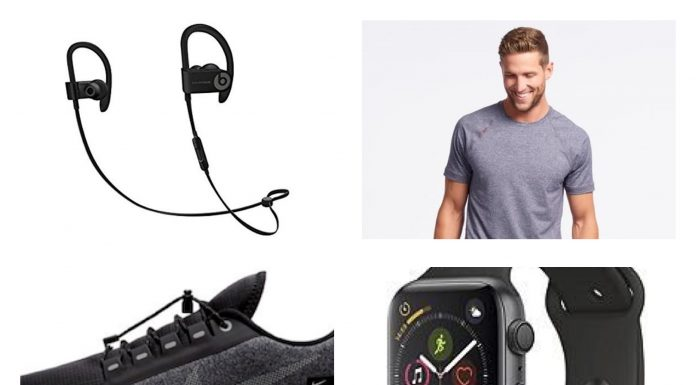 For the runner, the trainer, the CrossFit guy & the cycler — or any man working up a sweat for a svelte bod & a 6-pack, these are the gifts you need.