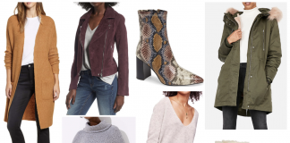 From snake skin boots, to jewelry, to skincare to real leather jackets — these after-Christmas sales are on point. BOOM! Check out these SO good deals.
