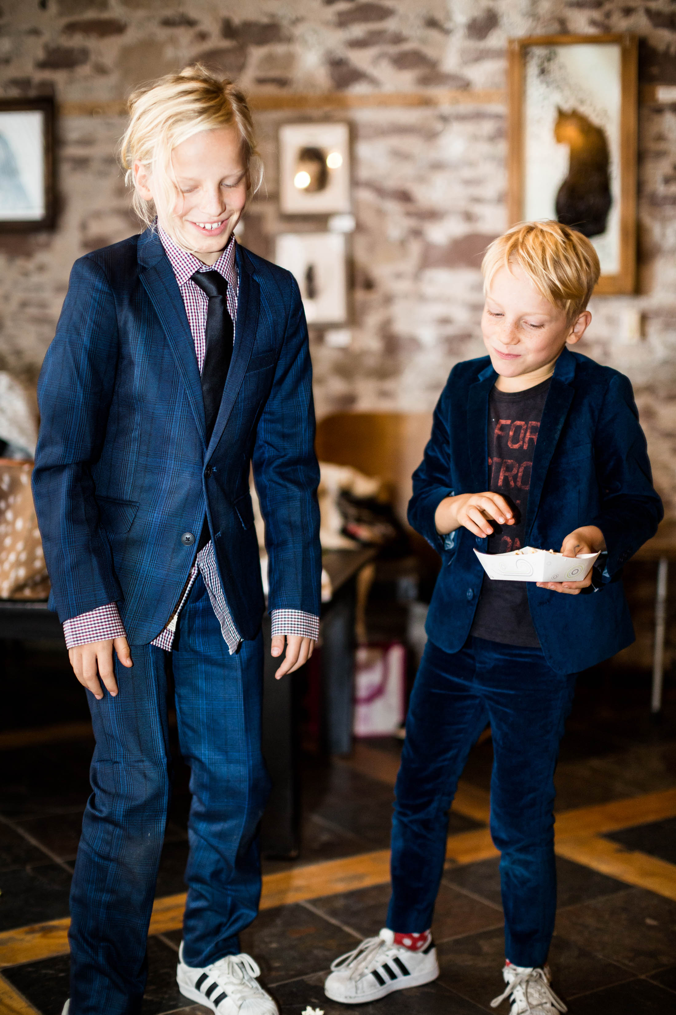 Sometimes, a suit is required...even for kids, epecially boys. For that, we choose Appaman — clothes that are well-made, last forever, and have personality.