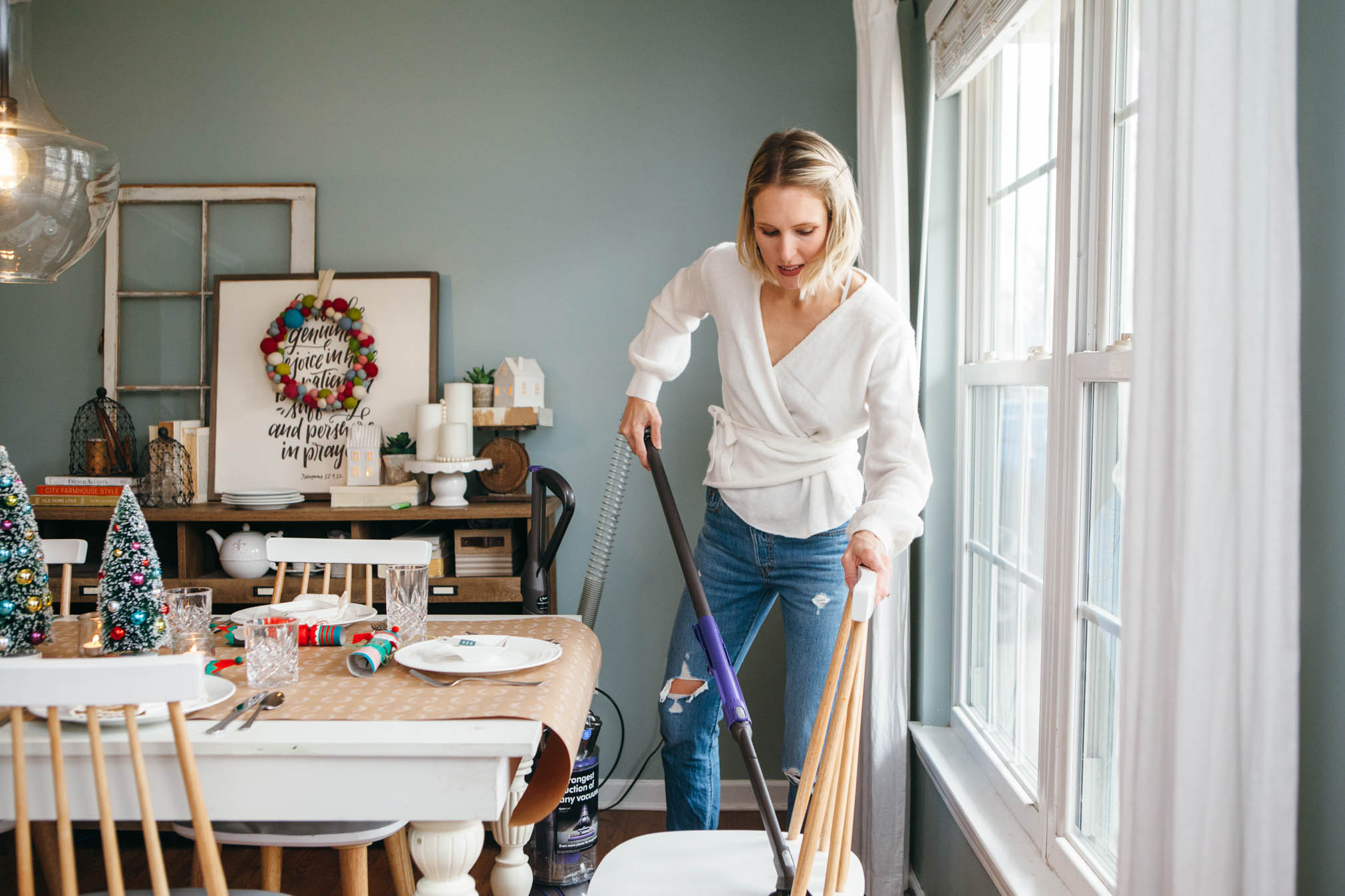 get ready for holiday guests with eBay and dyson