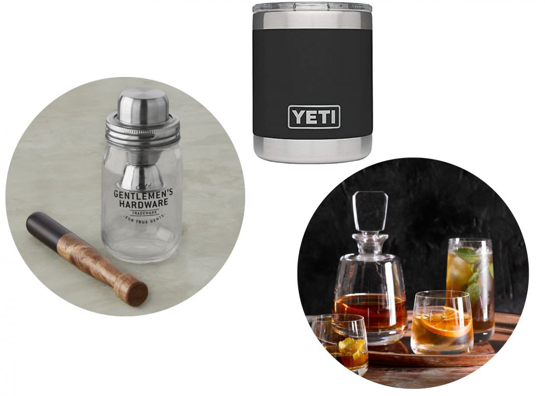 Whether it's beer, wine, cocktails or coffee your guy prefers, these gifts pair well with ALL the drinks. Gift his fav + all the tools to it enjoy with!