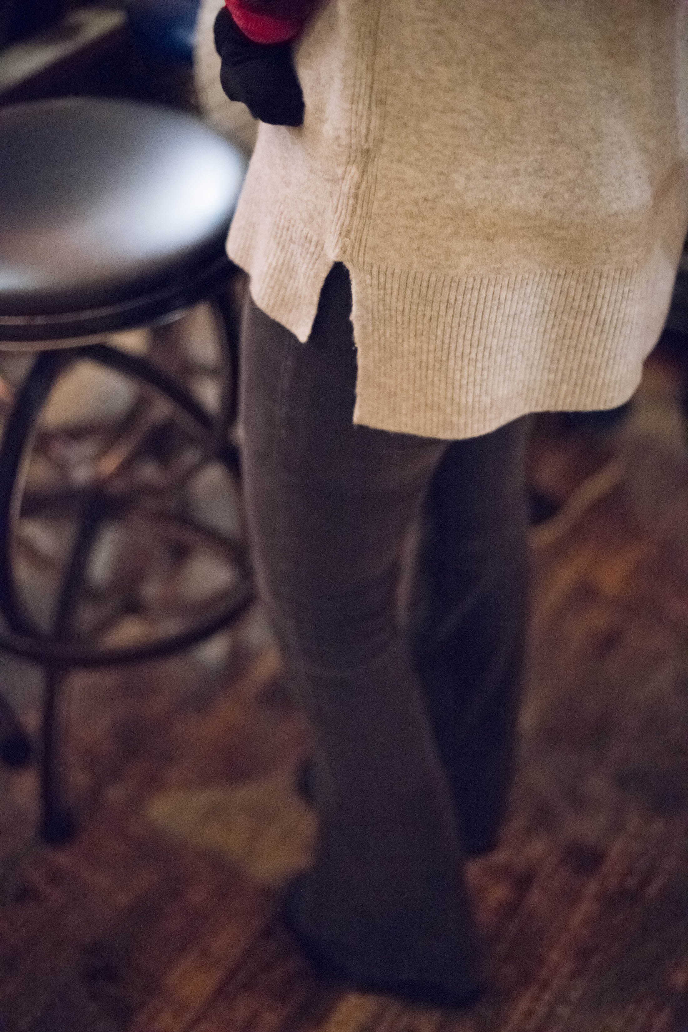 Leg-lengthening, hip-slimming flares — who doesn't love a good pair? I'm obsessed with this Free People pair: here's the key to finding a fit that's SO good.