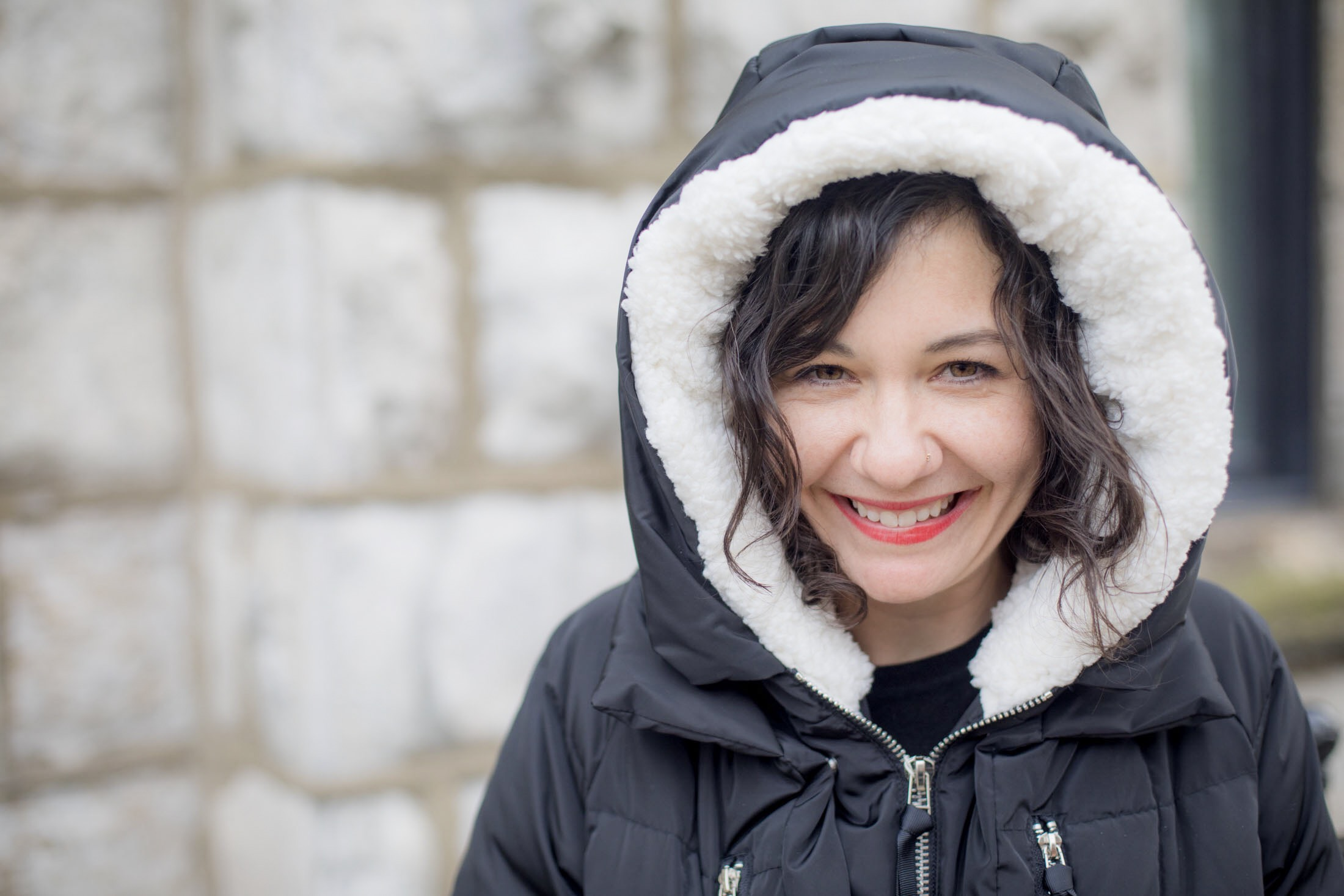"""So the Amazon Orolay thickened down jacket is """"THE COAT"""" —the """"it"""" coat of 2018-2019? We tried it. Check out the look, zippers, warmth & fit — for reals."""