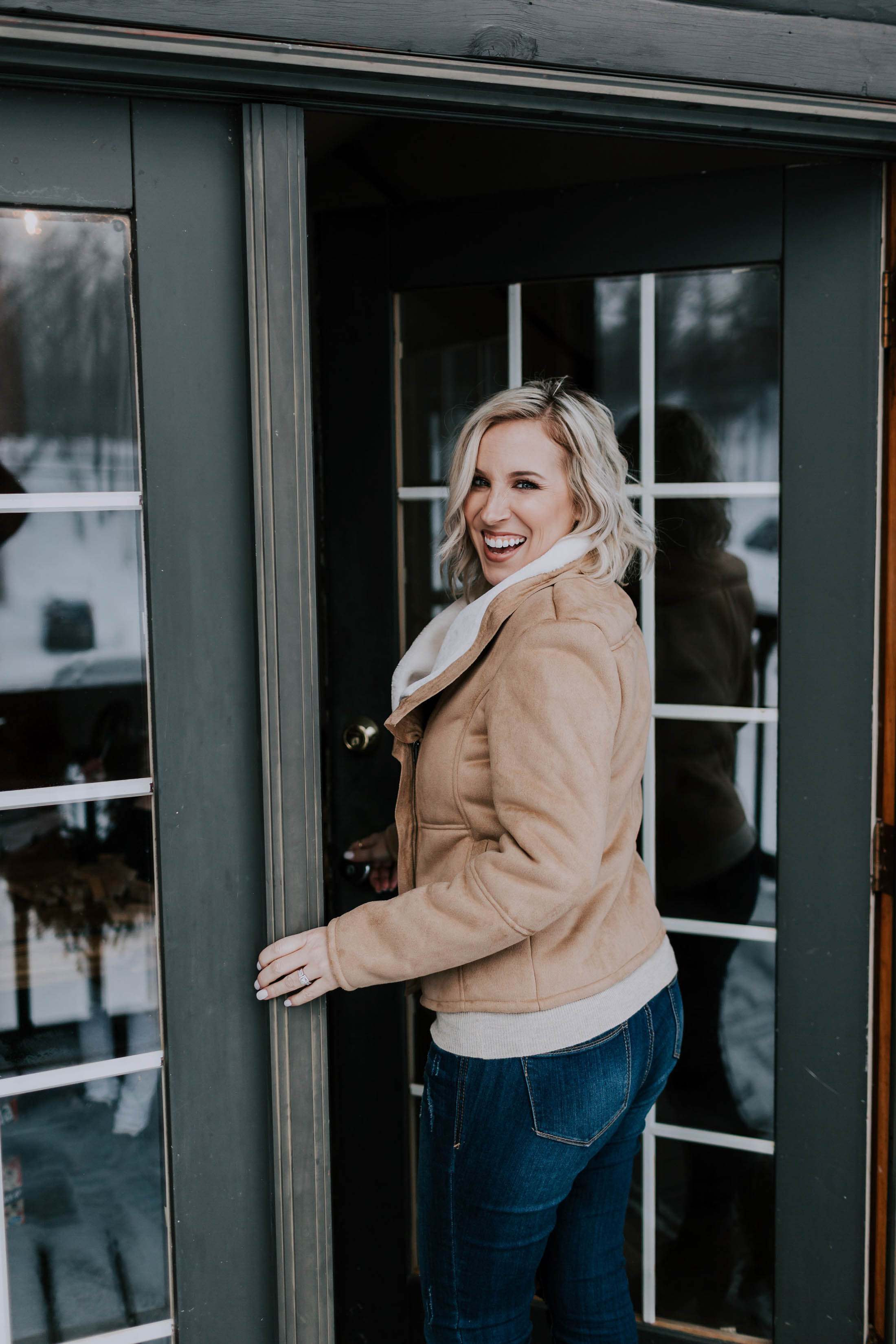 Staying warm & coordinated is a MUST for this fun-loving, midwest-dwelling family of 4. We heart how easy Nordstrom makes finding cool, comfy & cozy coats.