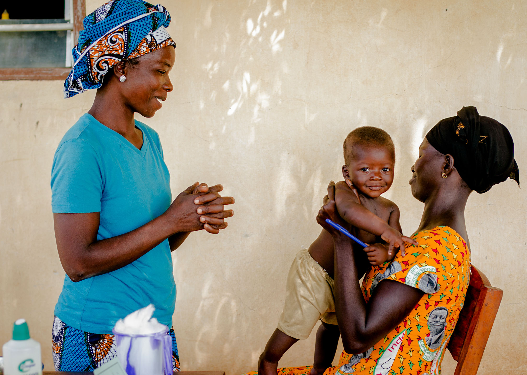 A small nonprofit, Integrate Health is doing HUGE good for moms & babies in Togo — & in the U.S. See how to celebrate & support their life-saving success.