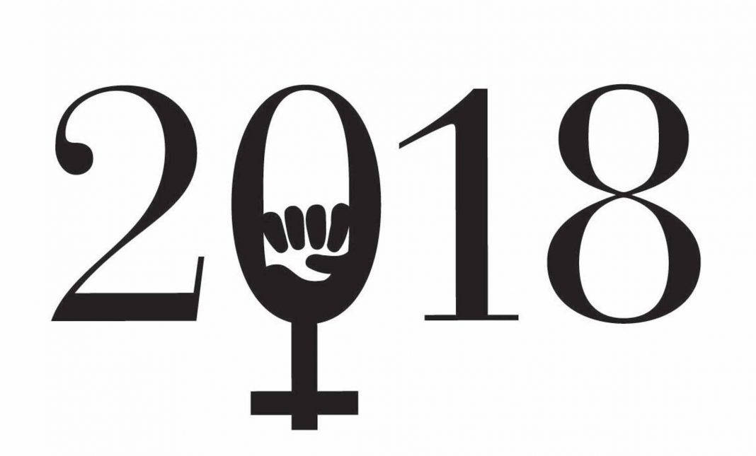Defined by #MeToo, a HUGE number of women elected to Congress & other social issues, 2018 was called