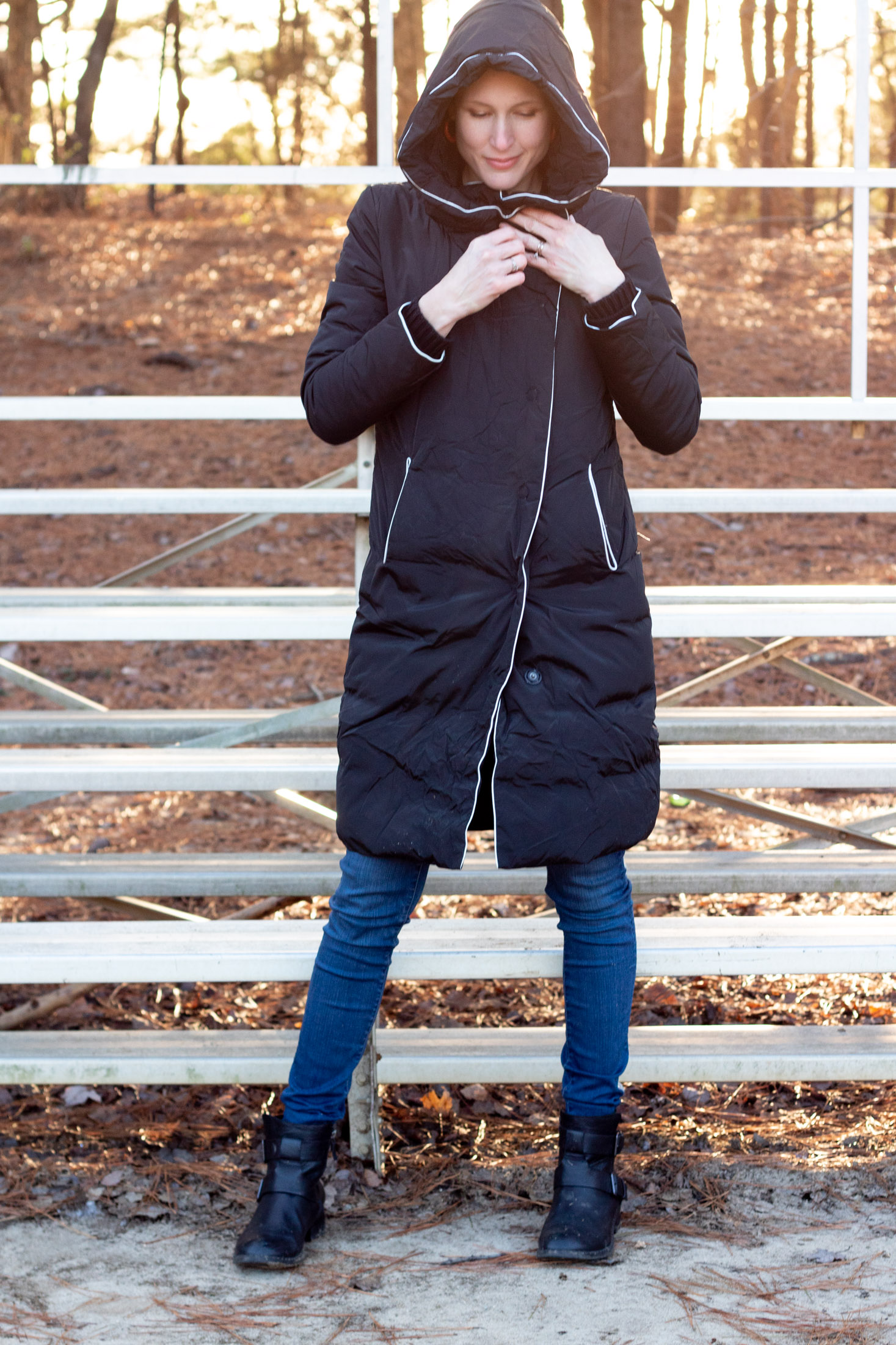 Nothing competes with staying warm & feeling fab when wearing a winter coat —we know, we're moms. This Amazon coat is so amazeballs...we're living in it.