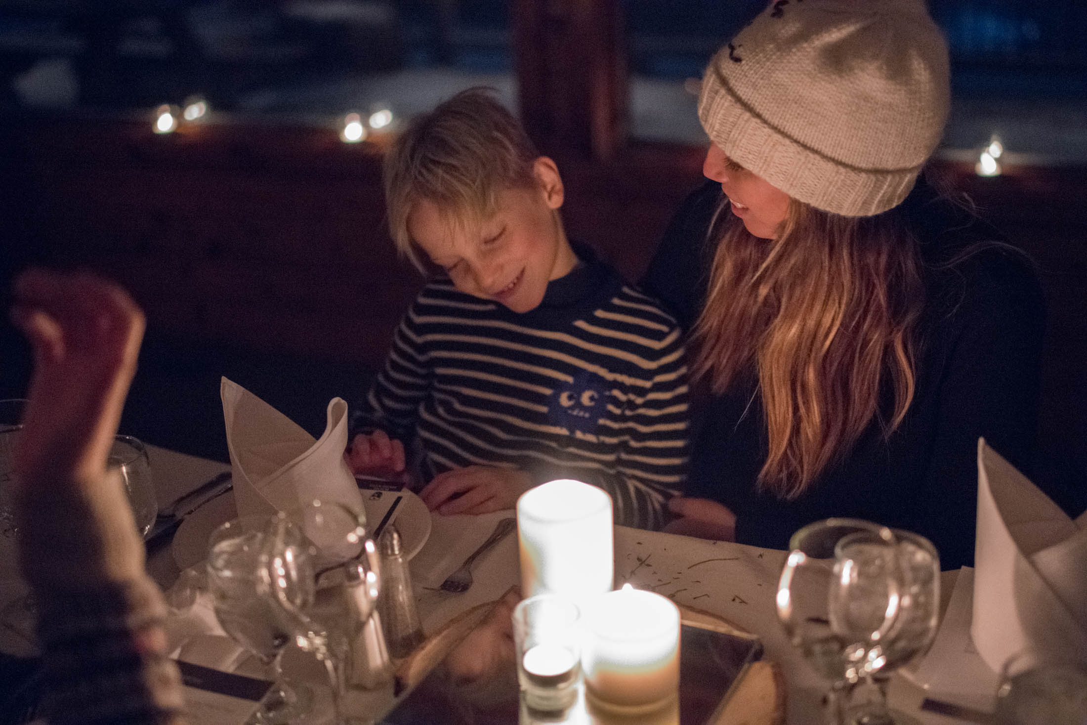 We had a super-fun vacation at Boyne Highlands resort in Michigan. Skiing, S'mores-making, swimming & dining — perfect for family-friendly bonding. Go!