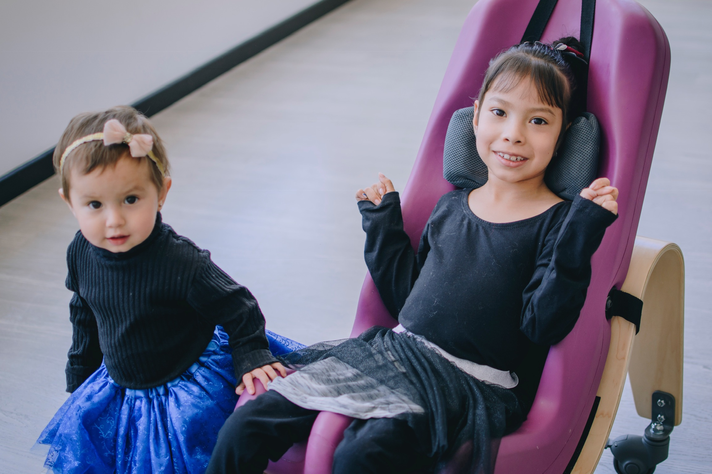 All children —including those with birth defects & special needs— have hopes & dreams, & require A LOT of support. Here's 1 dream we want to support NOW.