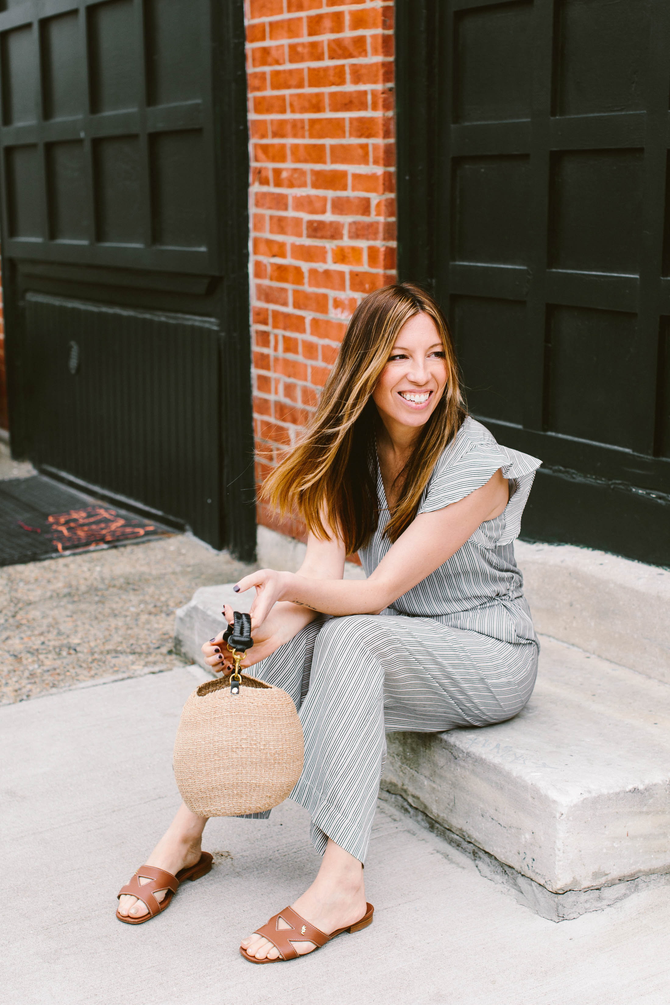 Oh hey, Bloomie's! From wide-leg crops for a French girl outfit, to a jumpsuit to dress up or down, Vince Camuto & Sanctuary are seriously good right now.