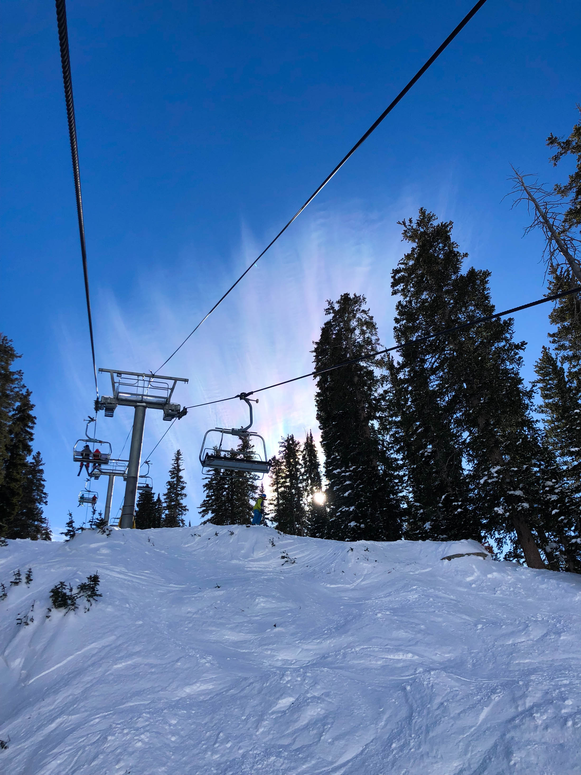 Heading to Alta? So were we — but tried Snowbird instead. Ideas of a family ski resort might differ — so here's our view of the slopes, food & après ski.