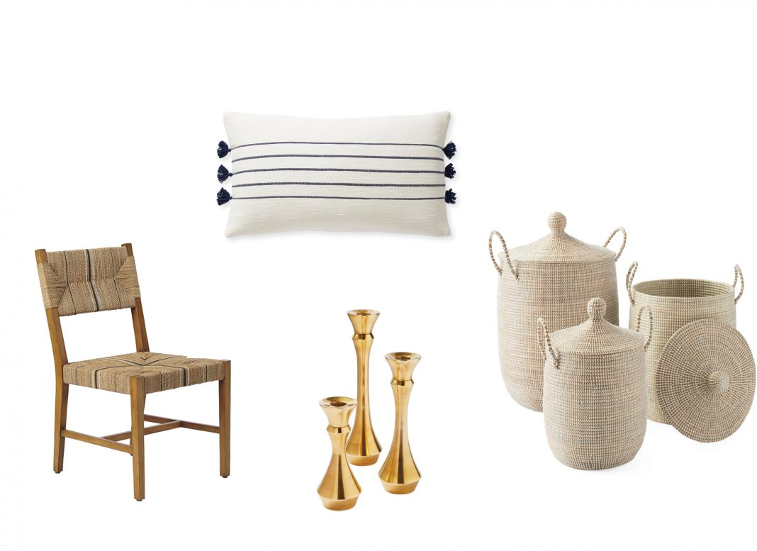 Beautiful & livable. Serena & Lily does that just right. These discounts mean it's time for a home decor refresh & this is the sale to make that happen.