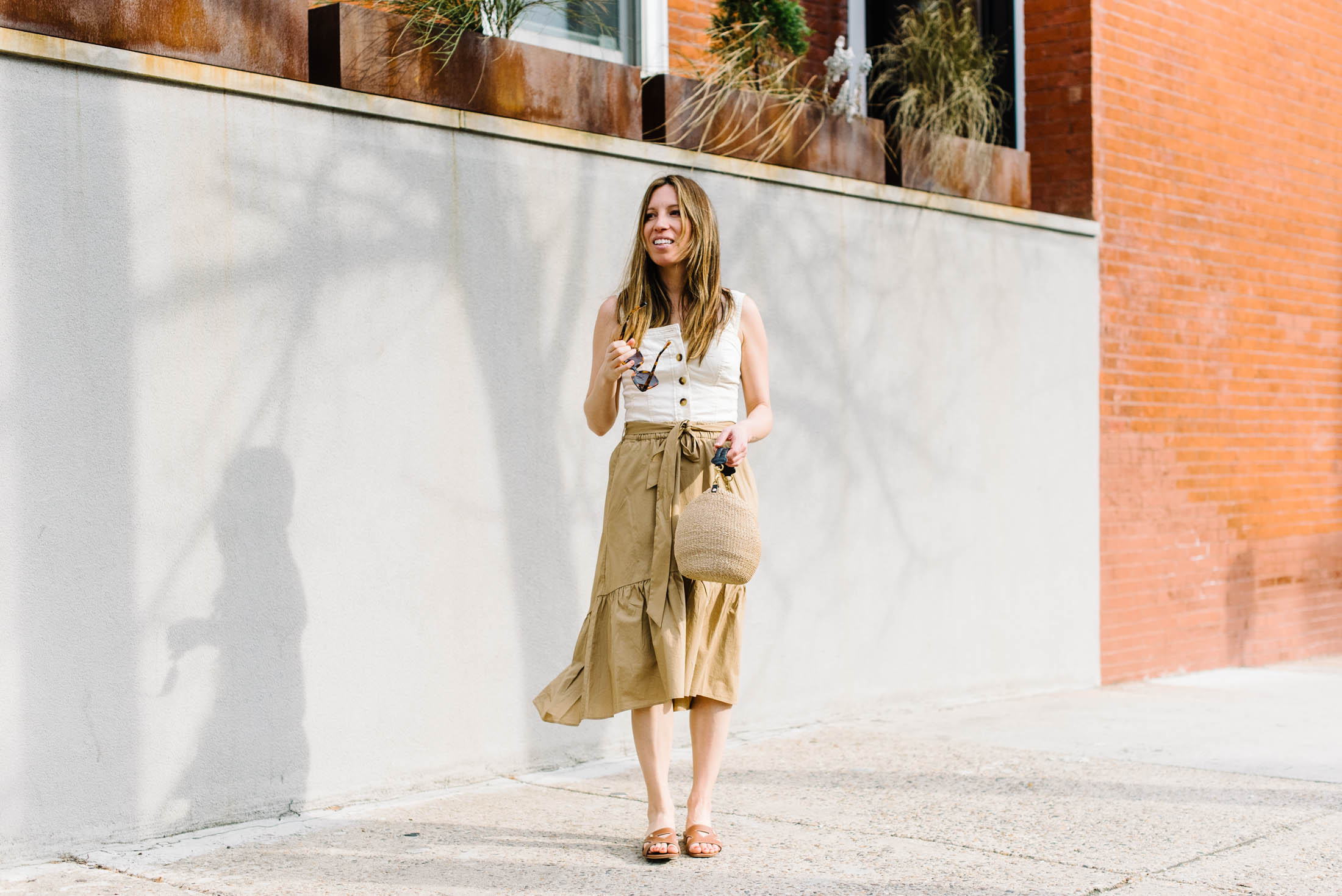 52803fa4aa The Prettiest Poplin Pieces For Summer (In Unexpected Silhouettes ...