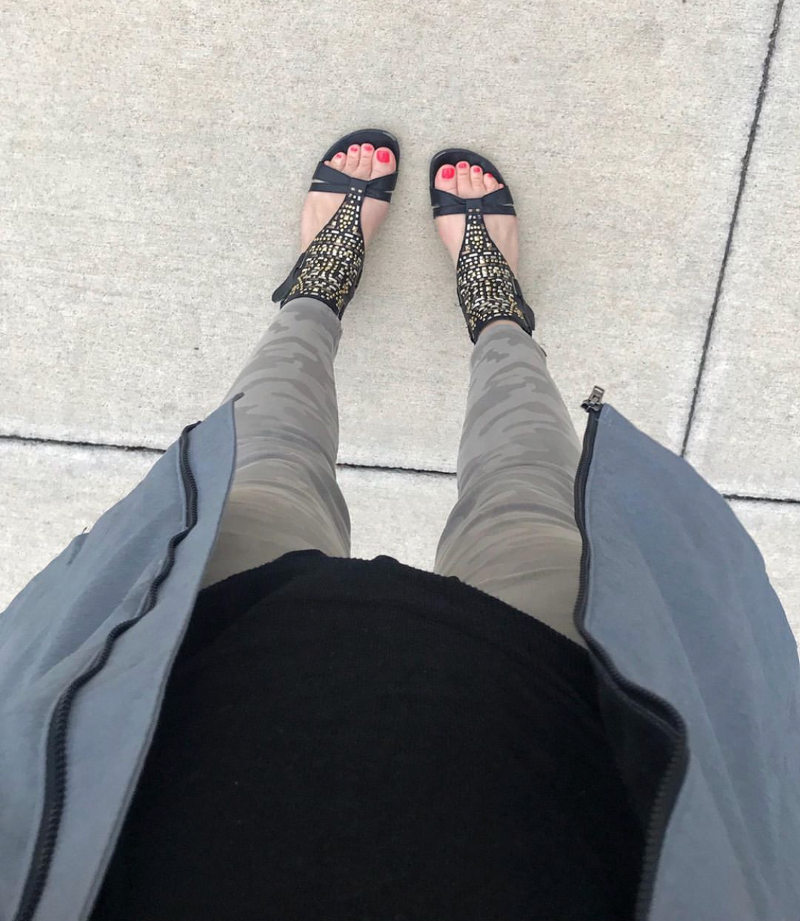 We heart our readers (& a style challenge, too). We're getting dressed for sustainability, wearing clothes at least 10 years' old. #EcofriendlyFashion