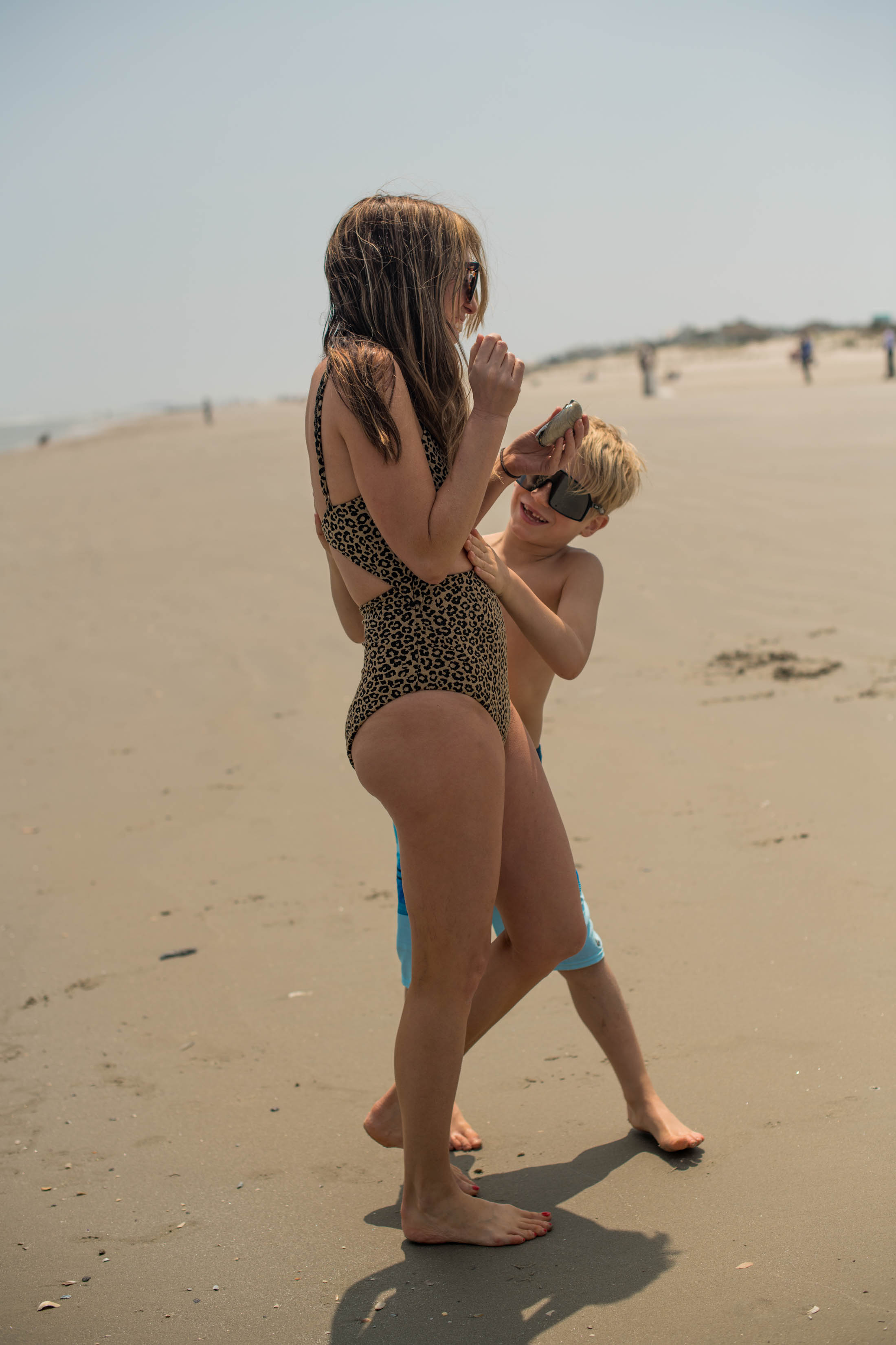 The 2019 summer fashion trend that's timely & classic? Leopard print swimsuit. We heart this sustainable swimwear brand & found more bathing suits we love.
