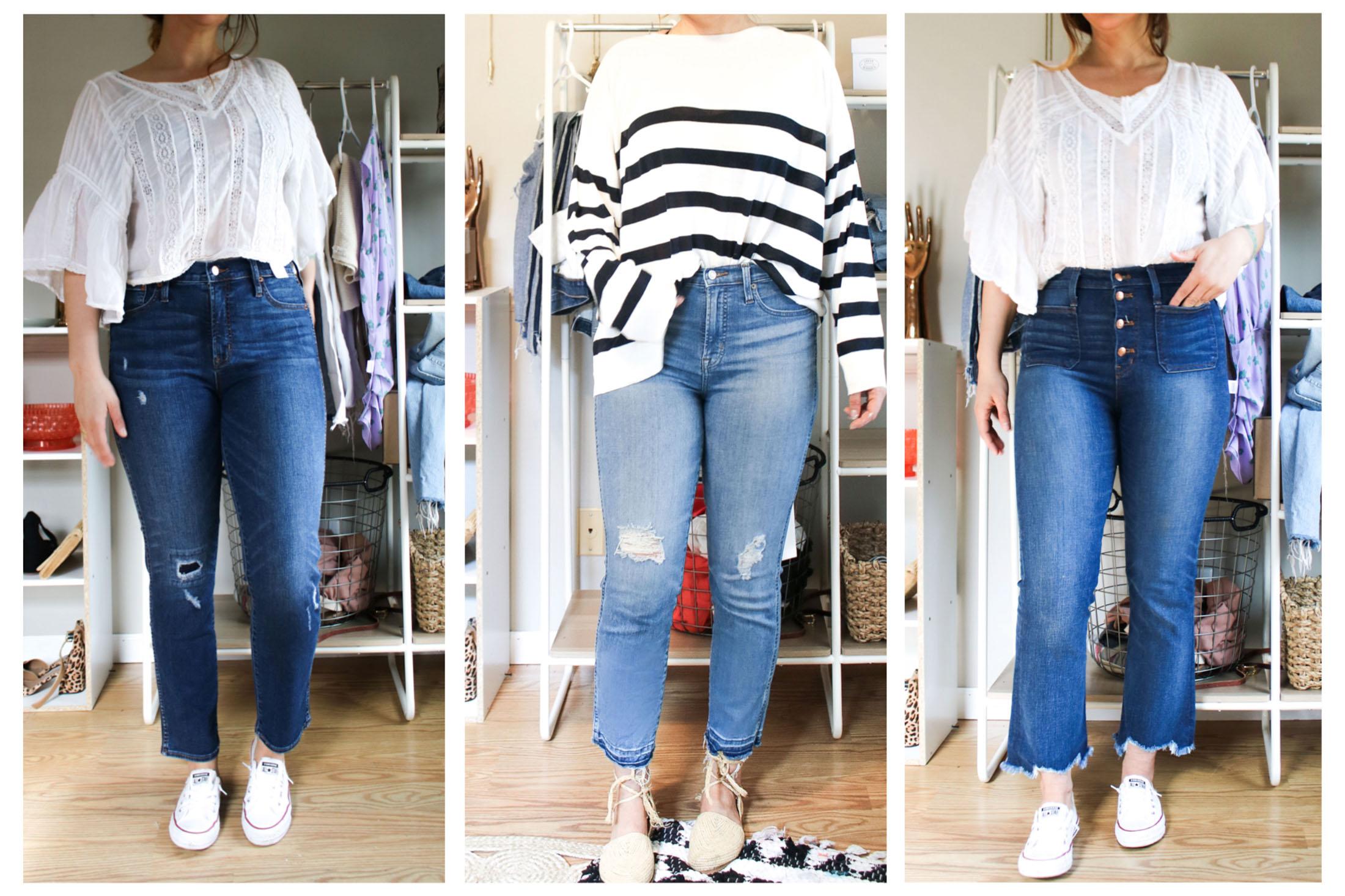 87d6c6736e0a2 The Jeans I'm Loving From J.Crew Right Now | The Mom Edit