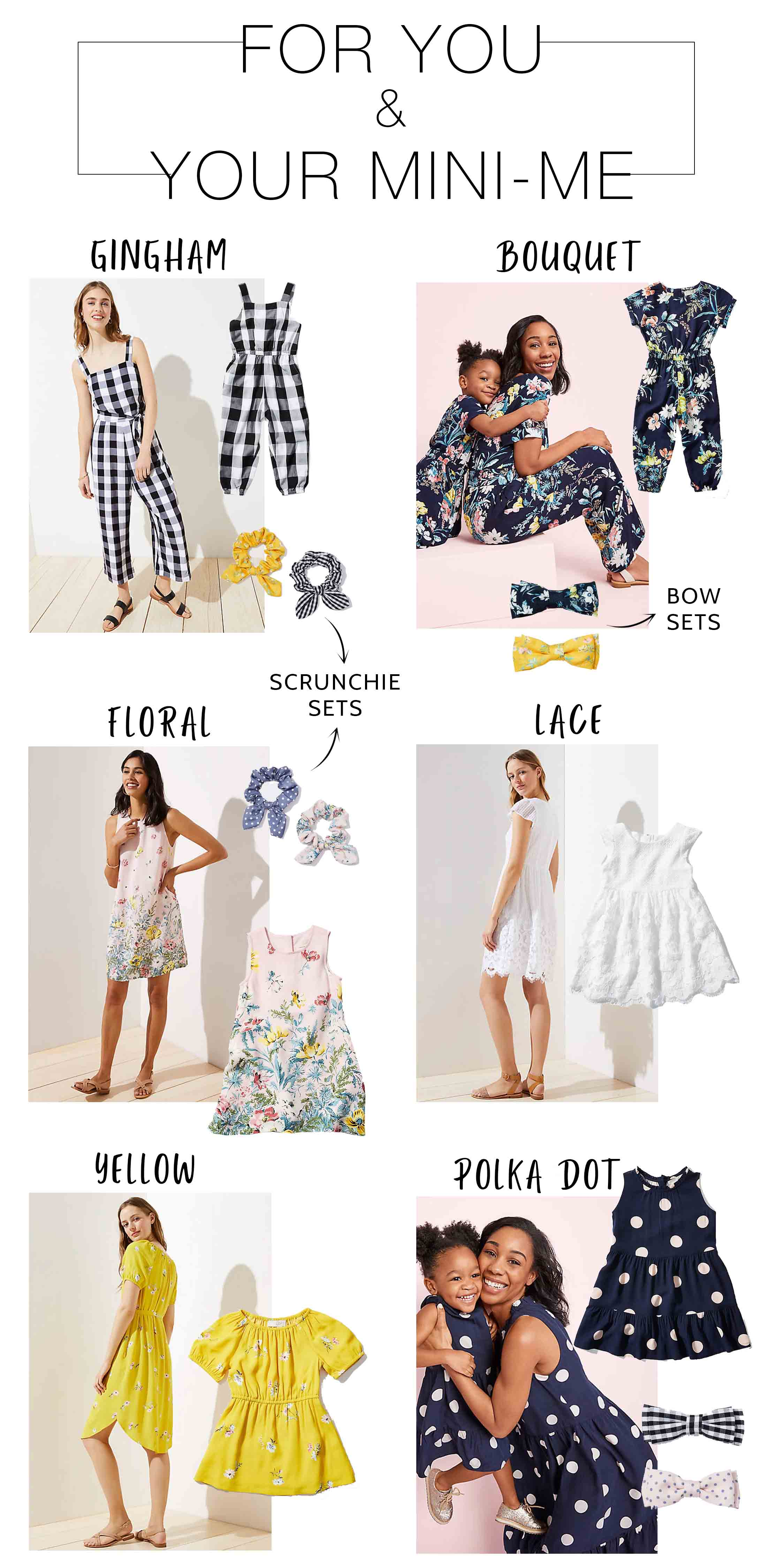 51d91ac6a430e LOFT's New Mommy-And-Me Collection is ADORABLE | The Mom Edit