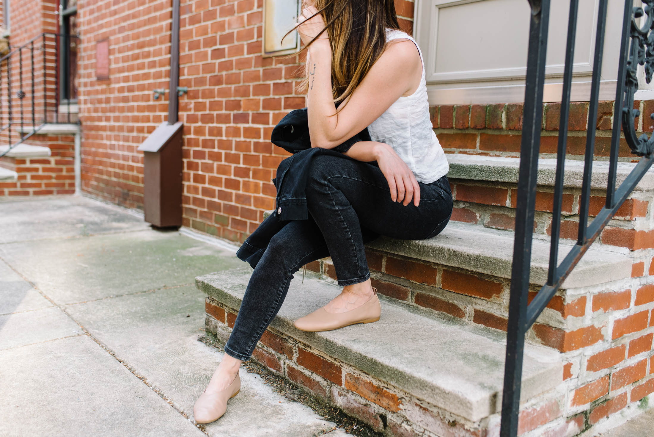 These Shoes: Everlane Day Glove Flats