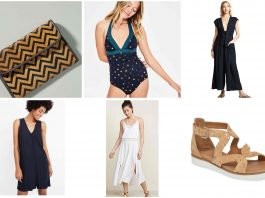 Some outfits are sooo good, you want to wear 'em all summer long....These Memorial Day weekend sale clothes are just that. Check out our top picks.