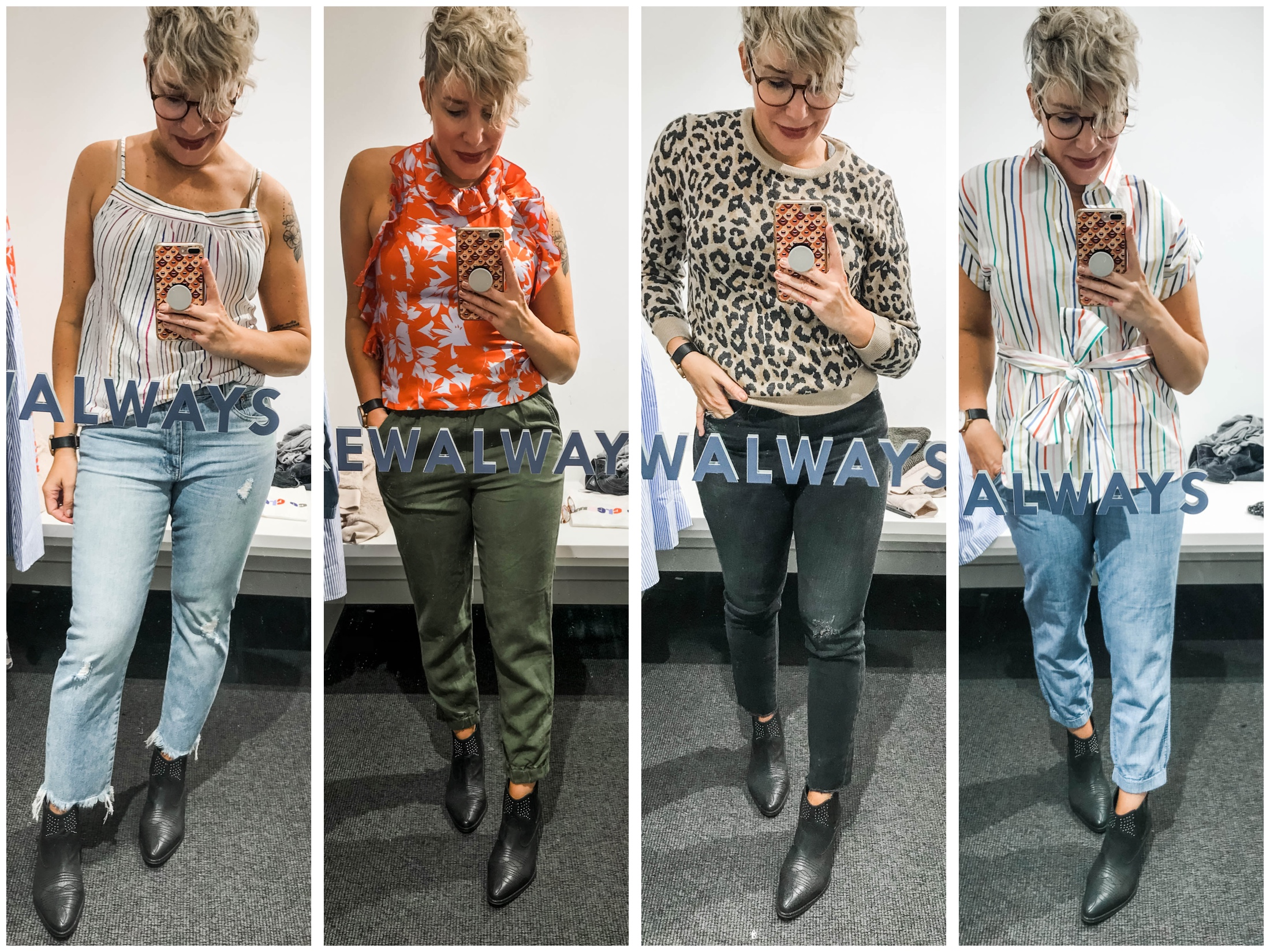 77e16e1e9 Light wash jeans, camo pants, matching sets & linen joggers...J