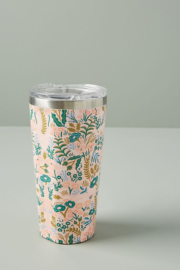 Go green with this sustainable switch: ditch the disposable coffee cup for a cute to-go tumbler. Check out the 10 best travel mugs — says us.