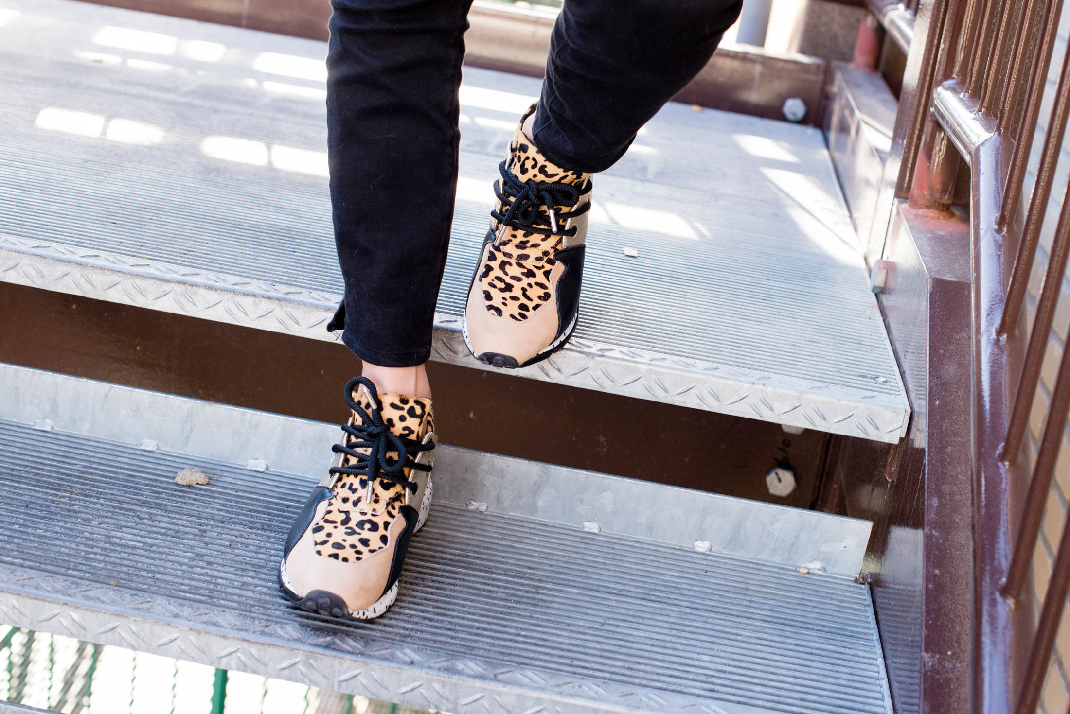 The Steve Madden Cliff sneakers are SO good, they're style-changing. Under $100 & in multiple colors, these chunky tennis shoes are a must-have.
