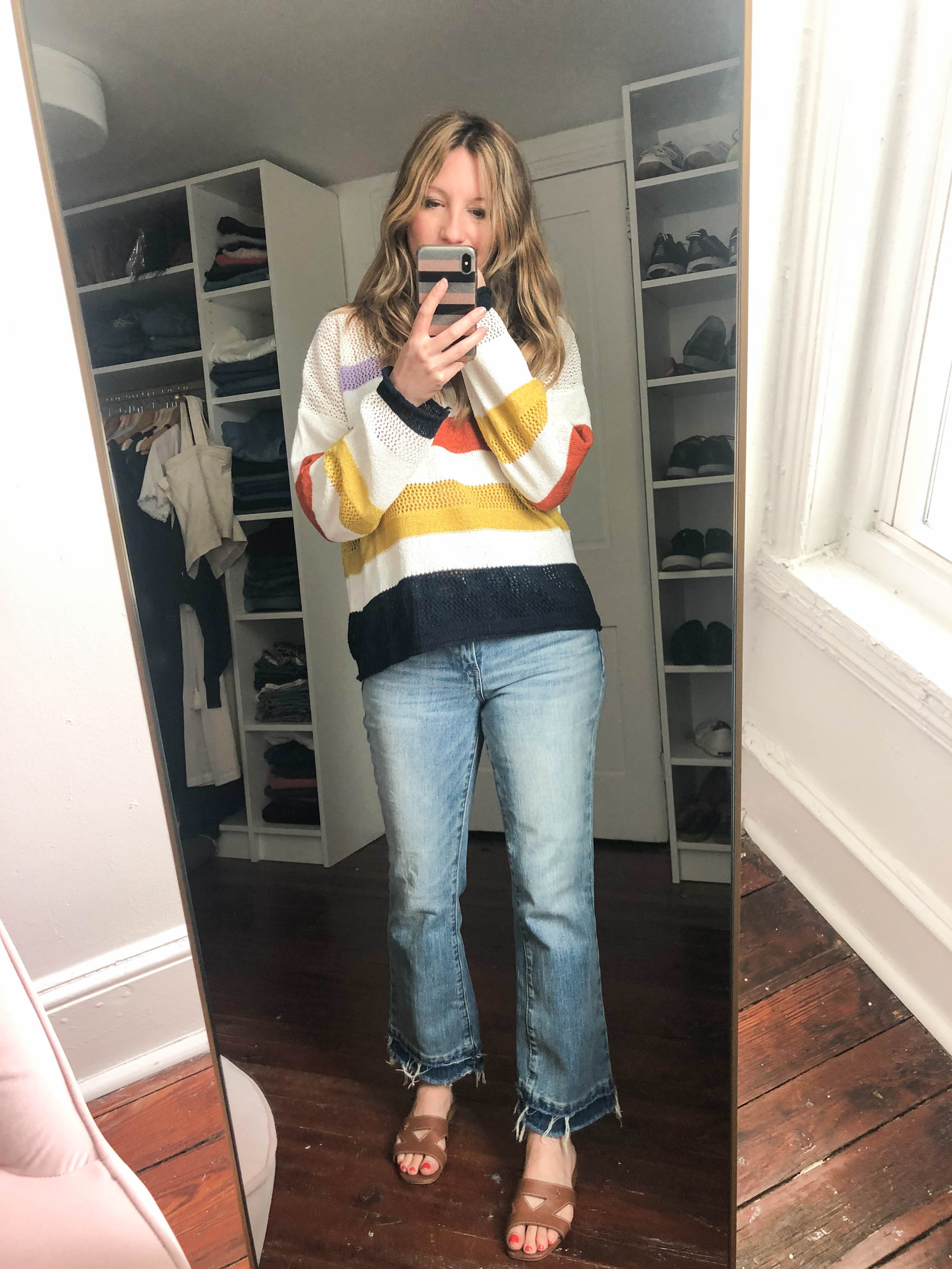 It's that time — our Social Threads favs of the season are here: jeans, shorts, joggers, everyday dresses & cute tops. #DressingRoomSelfies — right here.