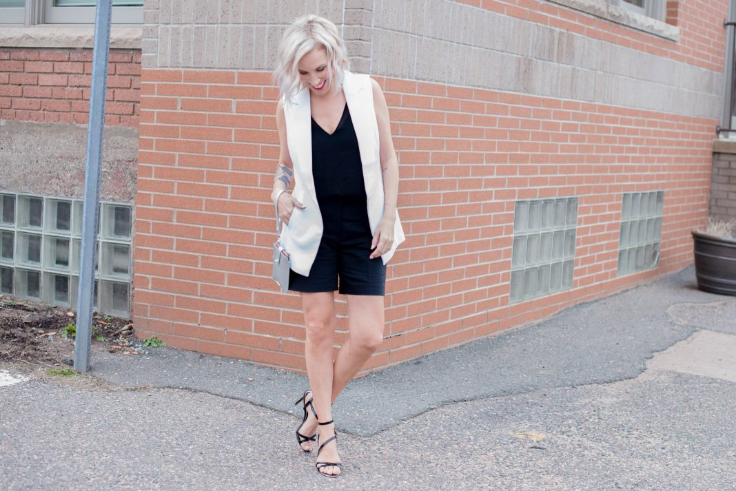 Not too short, not too long...finding shorts that are just right is hard — but we did it. Found a pair of shorts perfect for events. Here's how I style 'em.