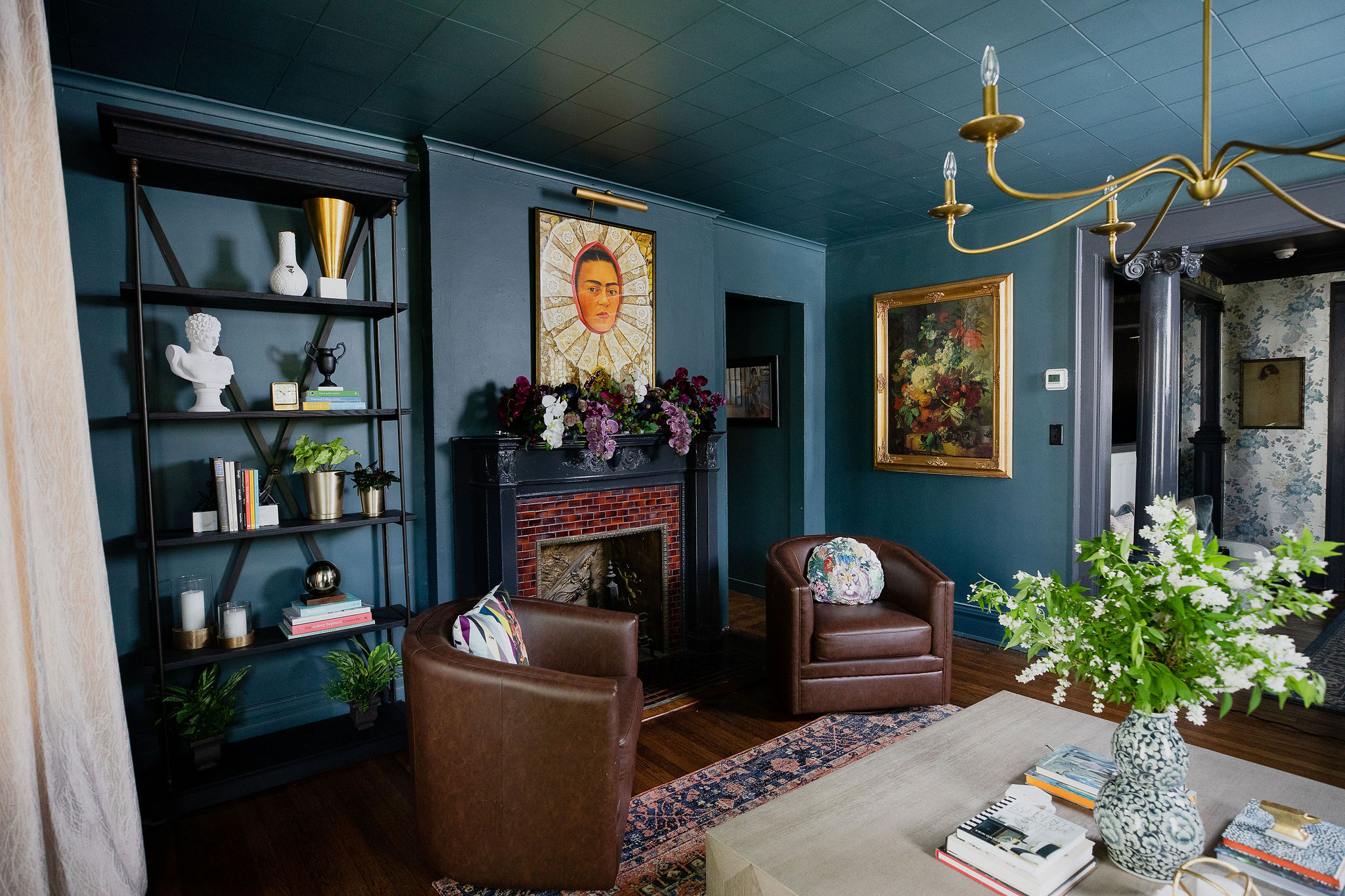My 130 Year Old Home Renovation Formal Living Room Reveal The Mom Edit