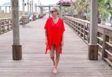 Some swimsuit cover-ups are so good, it'd be silly not to wear them all. day. long. So we're going for it — cover-ups & kimonos for all-day summer outfits.