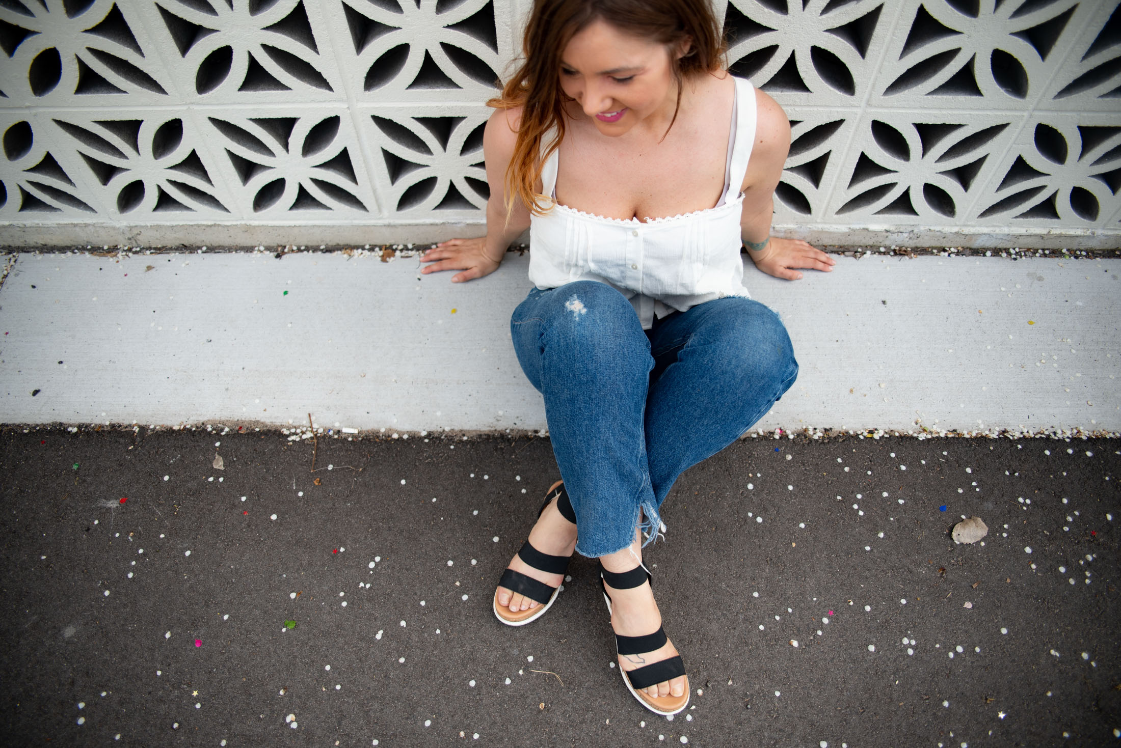 The comfiest platform wedge sandal of your dreams? Steve Madden is all over it — & so is TME. These cute sandals are walkable & perfect for everyday.