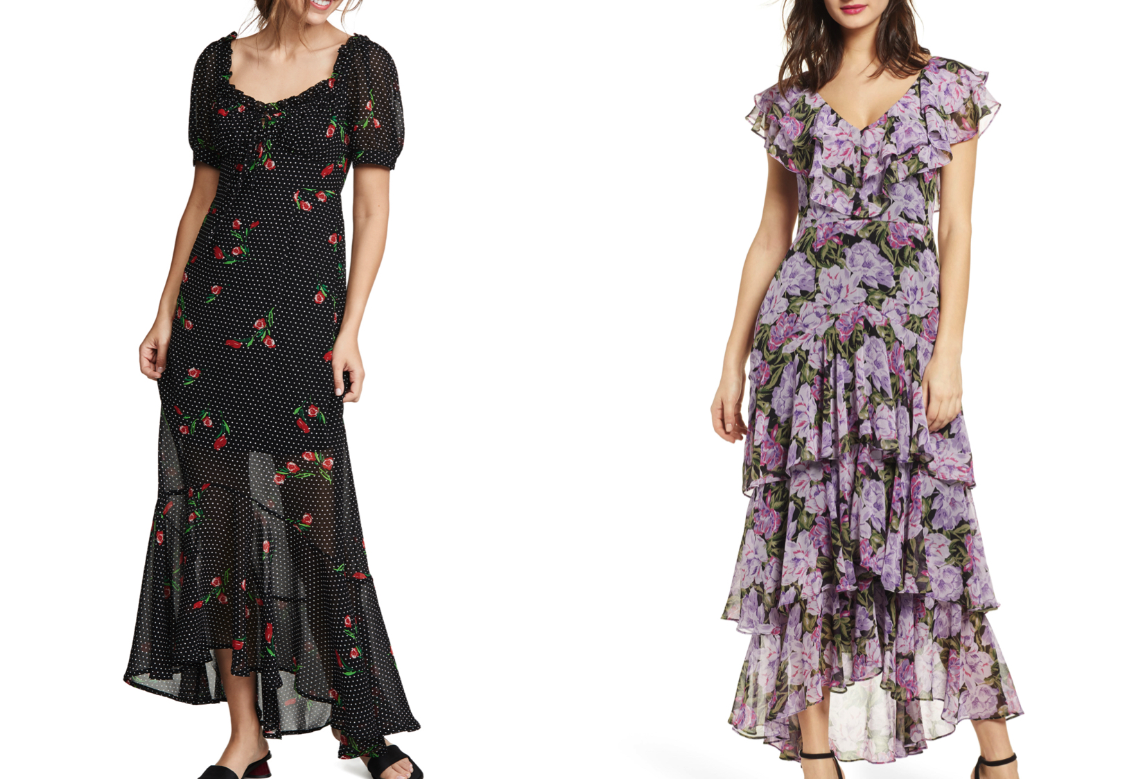 On the beach, in your suitcase, for the wedding guest — these 10 summer dresses cover it. From bohemian to semi-formal, all the sundresses you need.