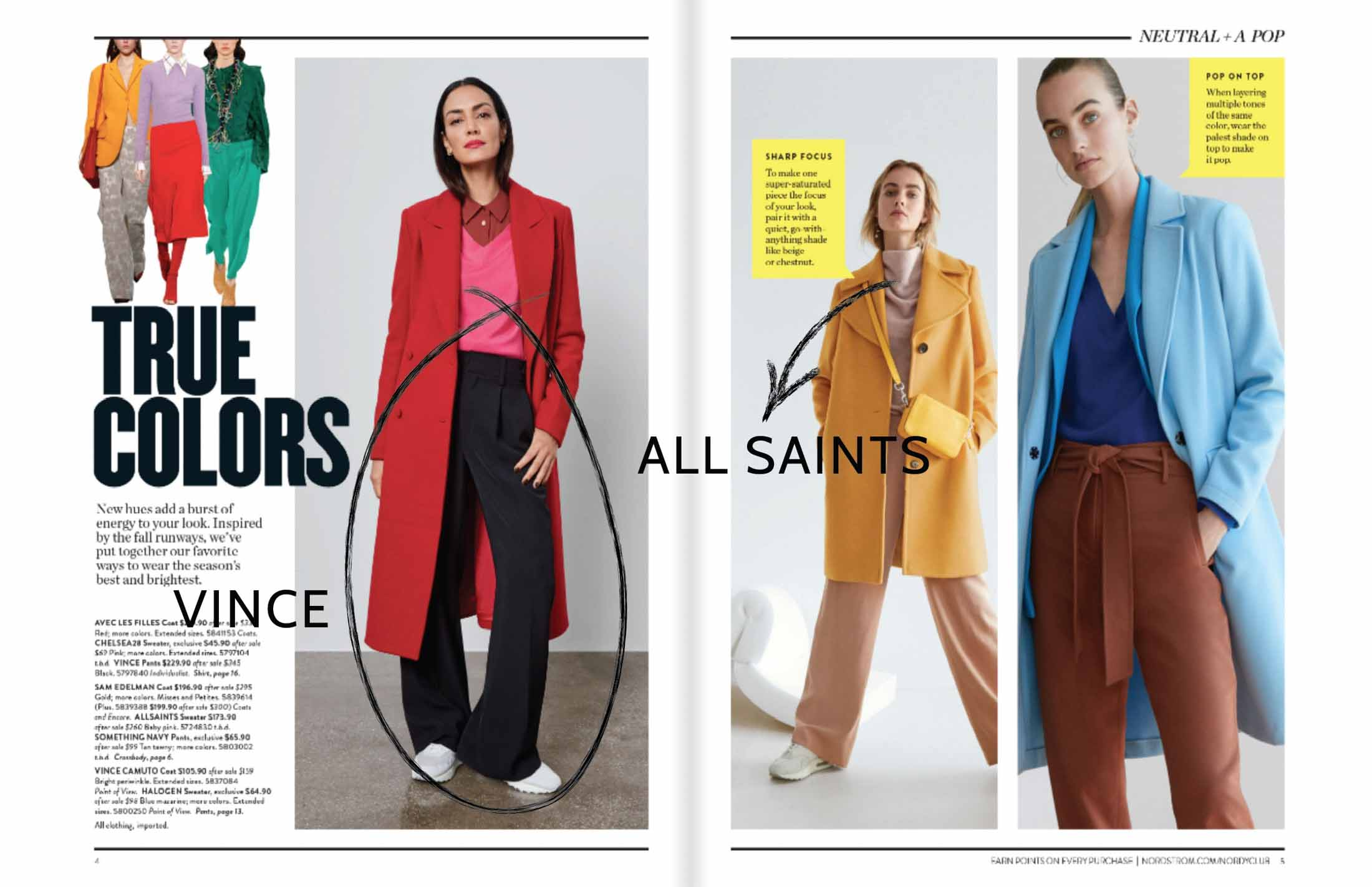 Mamas— this year's Nordstrom Anniversary Sale catalog is really freakin' exciting. Our to catalog picks, plus some sale wishes & predictions, inside.