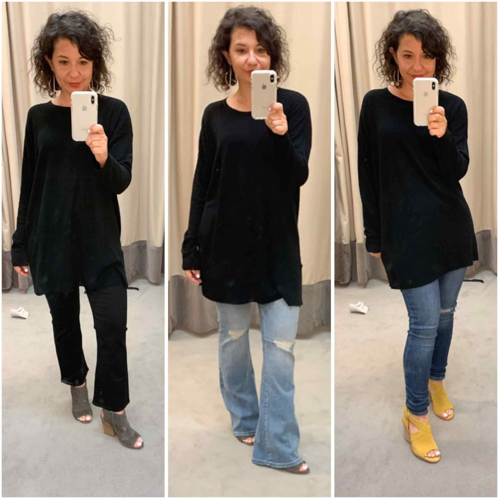 EILEEN FISHER is a TME fav for lifetime staples to mix & match — & the Anniversary Sale picks (shoes, booties, dresses, outfits)— SWOON.